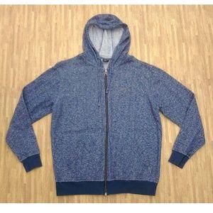Oakley Full Zip Hoodie Jacket Sweatshirt Men Small